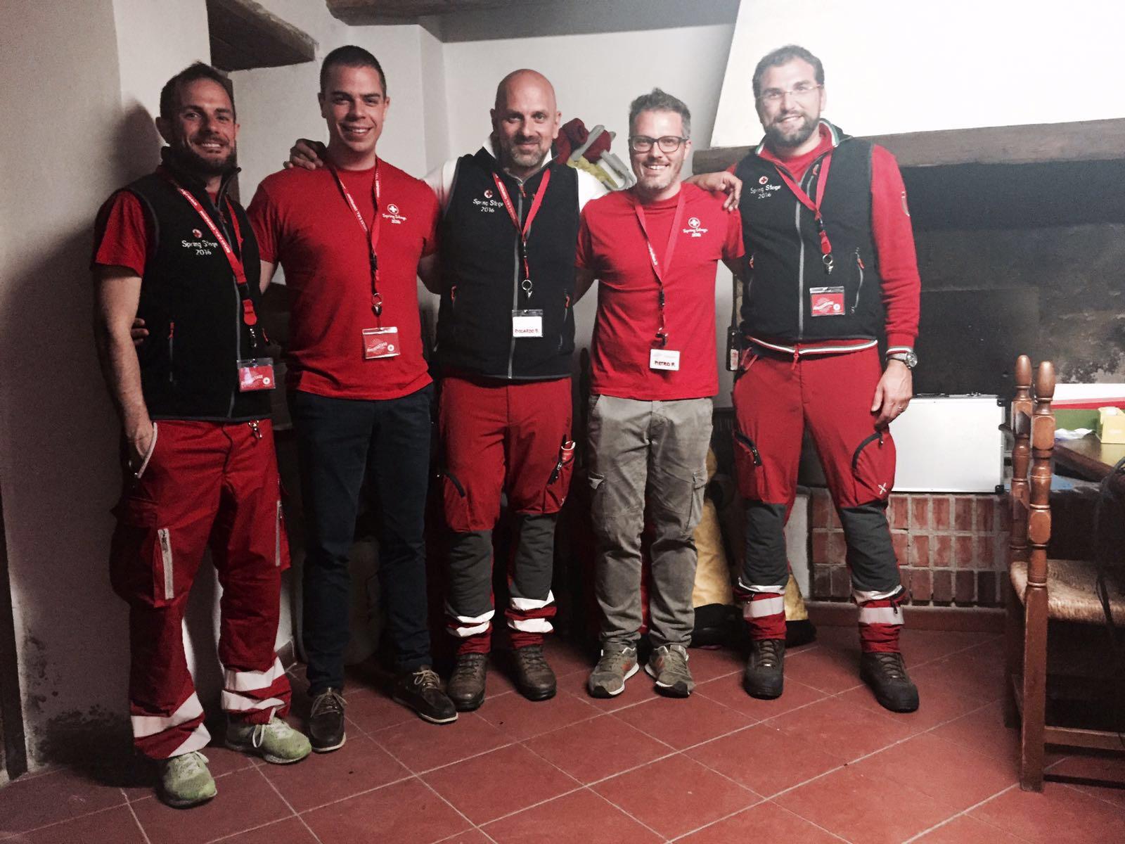 Allo SpringStage di Croce Rossa Italiana comitato locale di Firenze c'eravamo anche noi di VolontApp Il fine settimana dello scorso 27-29 Maggio, presso la Tenuta Ferracci di Polcanto a Borgo San…